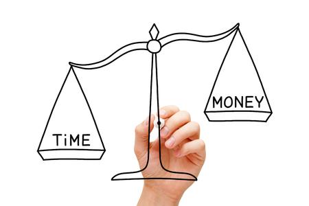 Zeit ist wertvoller als Geld