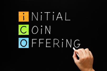 ICO - Aanvankelijke muntenaanbod