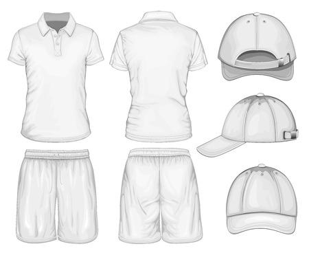 sport clothes: Men sport clothes