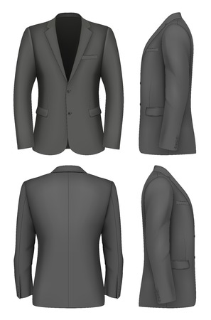formal: Formal Business Suits Jacket for Men.