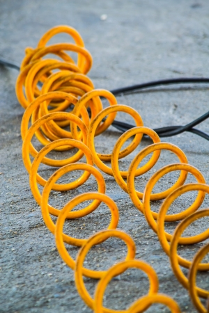 yello: yello wire is messy
