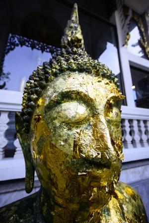 statue Buddha thailand Stock Photo