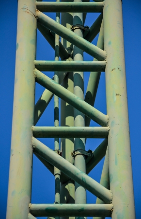steel structure Stock Photo - 17413910