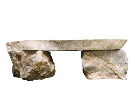 Marble seat Stock Photo - 19058148