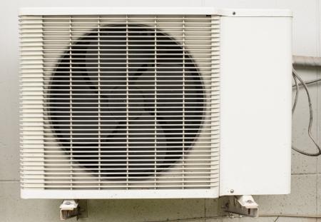close-up air compressor