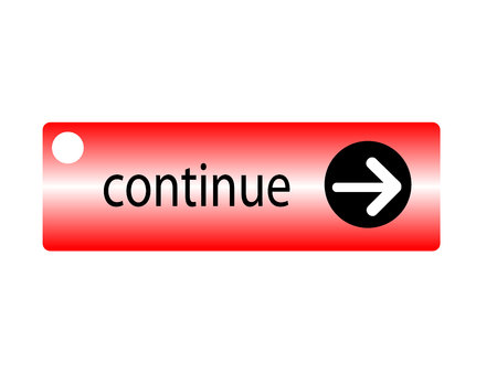 Red arrow continue Illustration