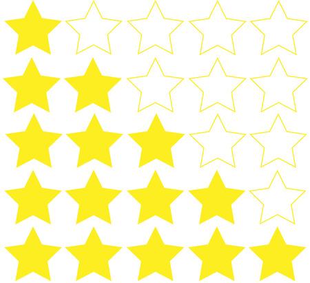 Stars rank