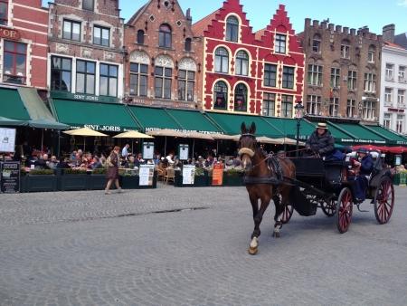 square: Square in Bruges