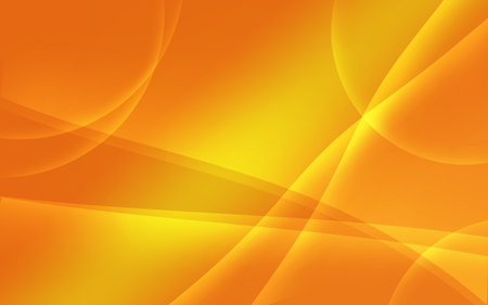 tides: Orange tint abstract overlapping tides background