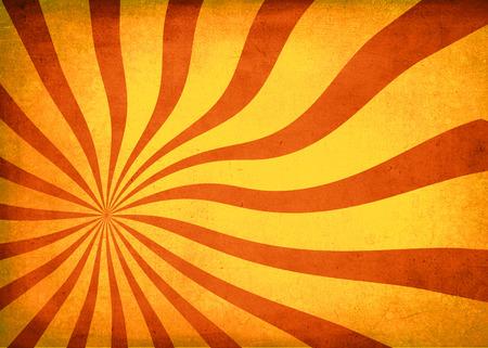 tint: Sun burst vintage textured wavy red and golden tint background