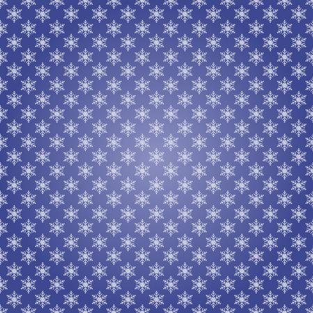 blue snowflakes: seamless snowflake wallpaper