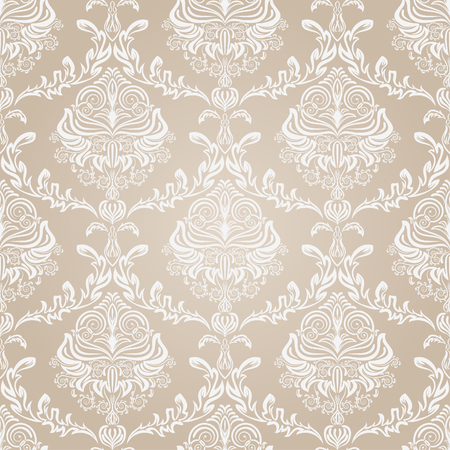 elegance: Elegance retro wallpaper seamless
