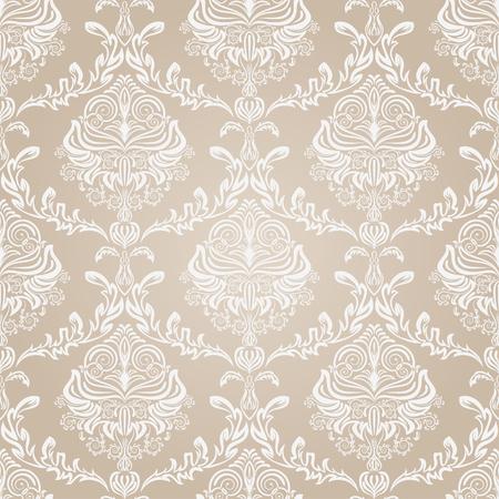 elegance: Elegance retro wallpaper seamless