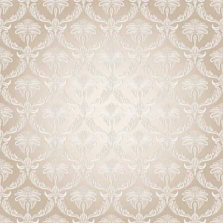 retro wallpaper: Elegance retro wallpaper seamless