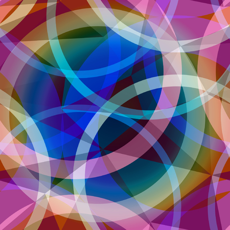 abstract: abstract seamless pattern with circles