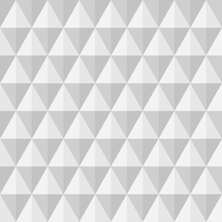 grey background texture: Seamless geometric pattern Illustration