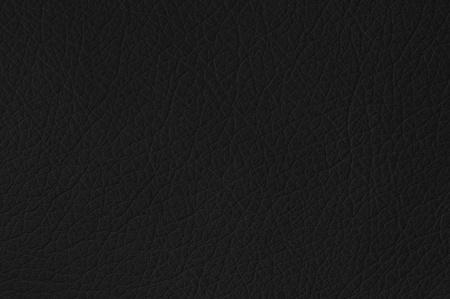 Black leather texture closeup, useful as background Archivio Fotografico