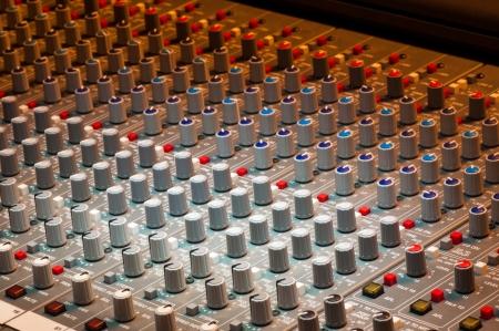 music production: Music production Recording Studio - audio mixing equipment