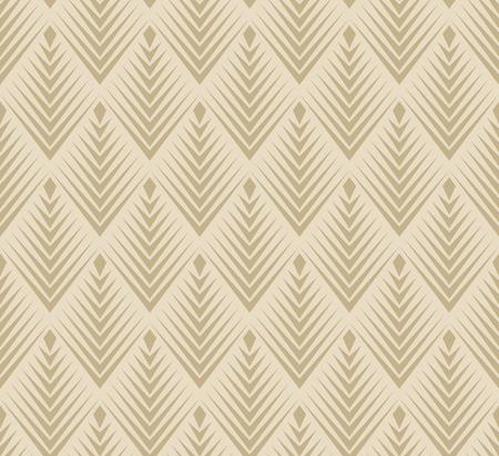 Het naadloze patroon van geometrische vorm