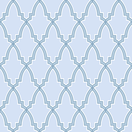 seamless pattern french ornament