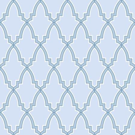 Naadloze patroon franse ornament