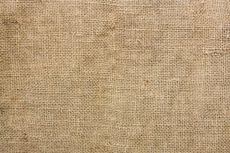 airy texture: burlap