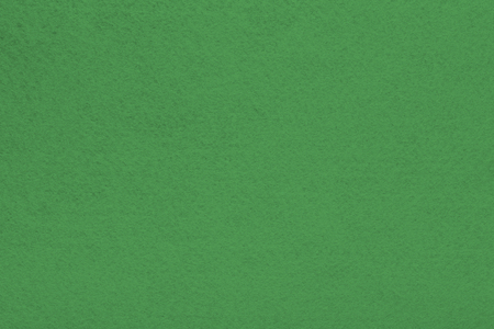 Background with green texture, velvet fabric, full frame, close up Stock Photo