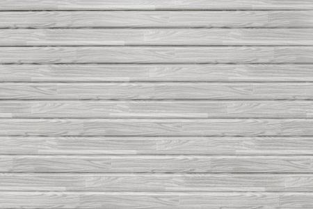 ホワイト木の板、木のテクスチャ、木製の壁の洗浄 写真素材