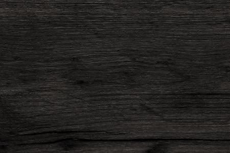 Black wood texture. background old panels in high detailed photo Reklamní fotografie