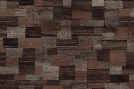 Conception de fond de bois sombre, mur en bois. Banque d'images - 92552145