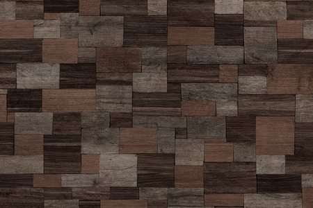 design of dark wood background, wood wall.