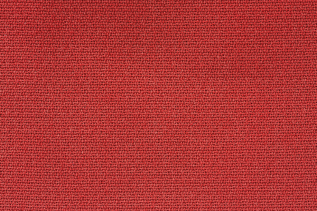 Close Up Background Pattern of red Textile Texture, Abstract color textile net pattern texture
