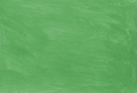 Green painted textured abstract background with brush strokes in gray and black shades Stock Photo