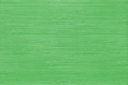 Green colored wood. Green wood texture background Stock Photo