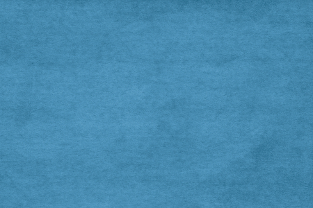 Abstract blue felt background. Blue velvet background.