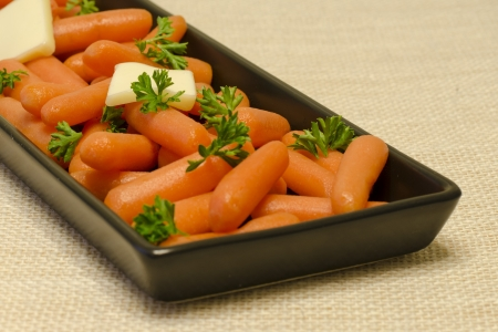 carrots with butter