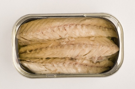 conserved: fish conserved in a can