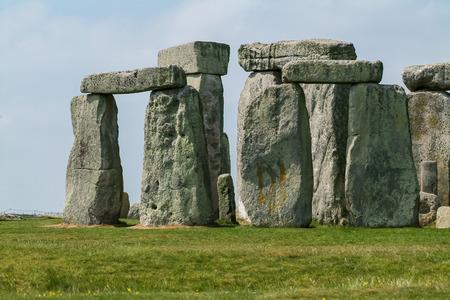 monolith: Stonehenge