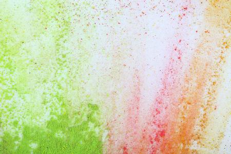 Celebrate festival Holi. Indian Holi festival of colours 写真素材