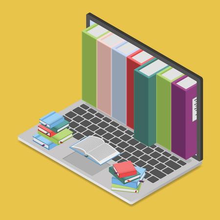 tienda de libros en línea