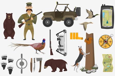 jeep: Hunter ammunition set