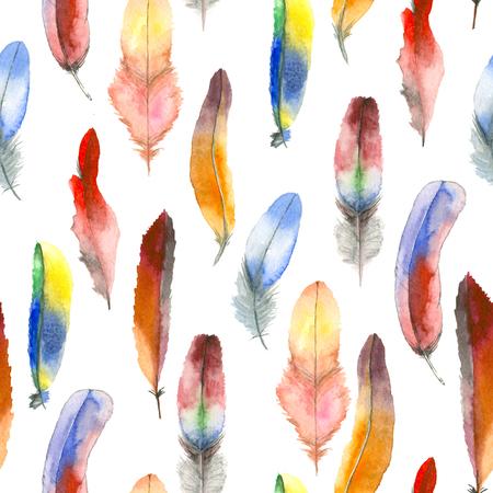 水彩のぼかしパターン 写真素材