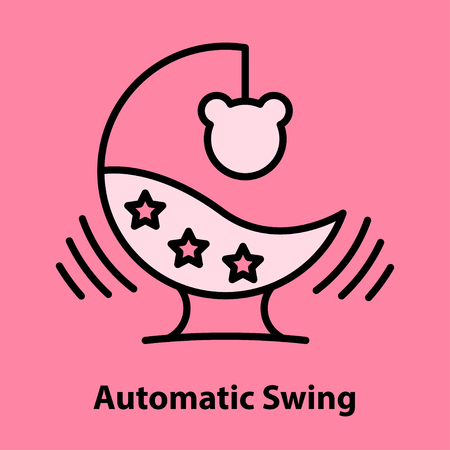 Child gadjet swing