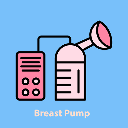 electronic breast pump