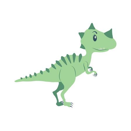 Dinosaur Tyrannosaurus cartoon