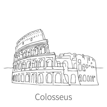Colosseus in Rome