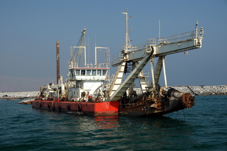 neckless: drilling ship