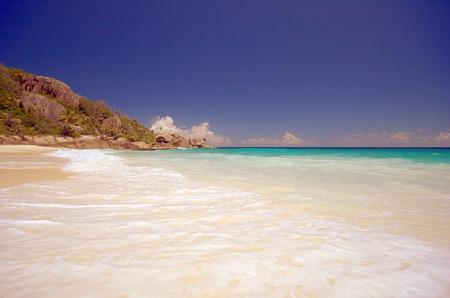 la digue: Seychelles, La Digue
