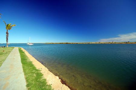 mile: one mile jetty in carnavorn, western australia