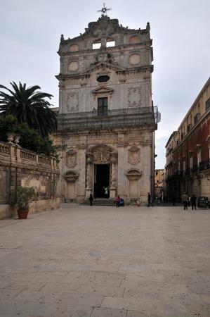 sicily: Noto in Sicily